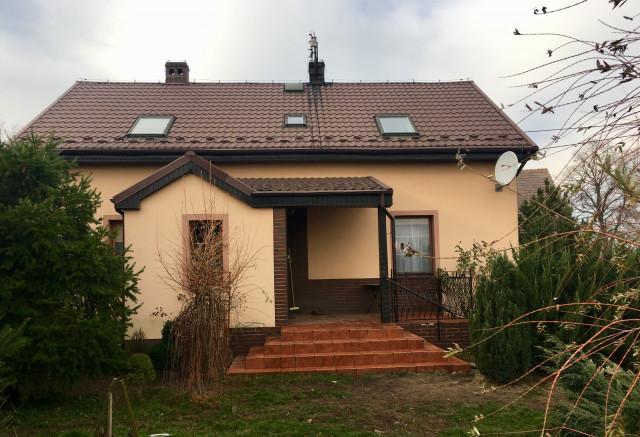 dom wolnostojący, 5 pokoi Ujeździec Mały