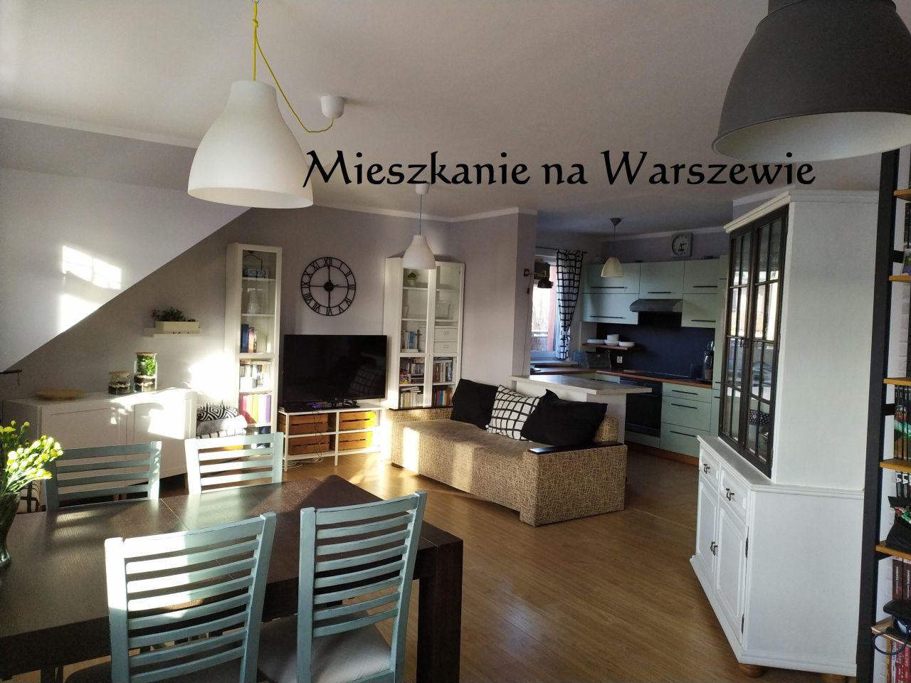 Mieszkanie 3-pokojowe Szczecin Warszewo, ul. Tadeusza Wieczorowskiego