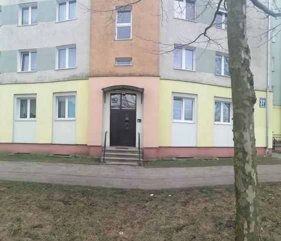 Mieszkanie 2-pokojowe Bydgoszcz Kapuściska, ul. Aleje Prezydenta Lecha Kaczyńskiego