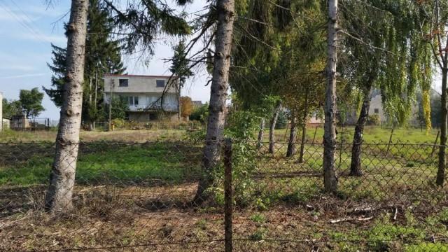 Działka rolno-budowlana Nikisiałka Duża