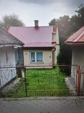 dom wolnostojący Przemyśl, ul. Lwowska 58A