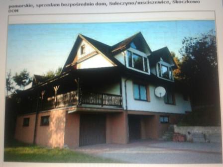 dom wolnostojący, 6 pokoi Mściszewice Skoczkowo