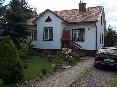 dom wolnostojący, 5 pokoi Horodyszcze-Kolonia, Horodyszcze-Kolonia 67A