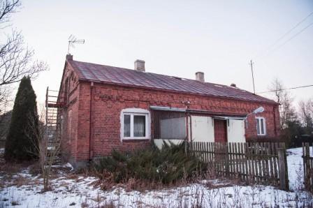 dom wolnostojący Kiełpiny