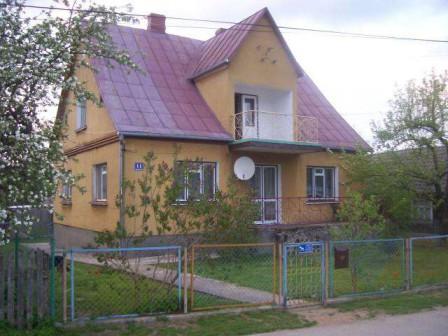 dom wolnostojący Stoczek