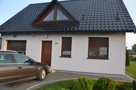 dom wolnostojący Gaj Mały