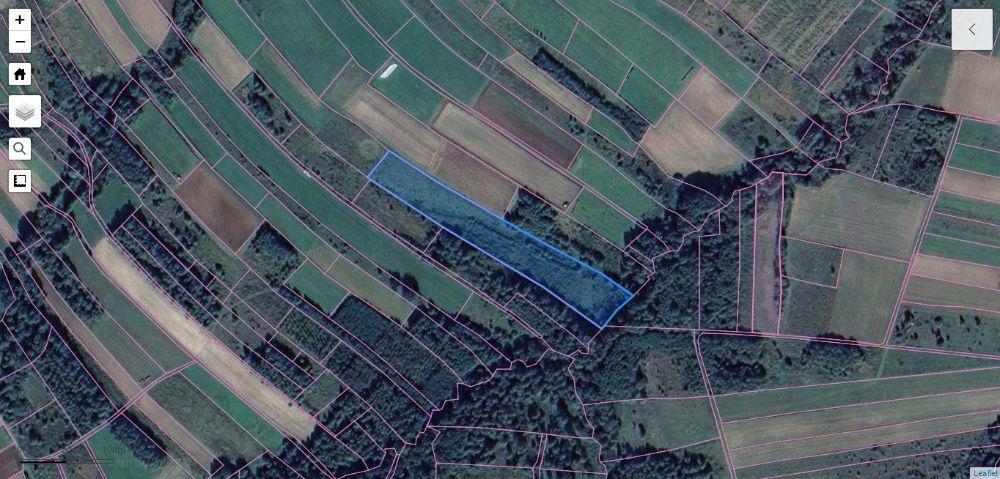 Działka rolna Żeglce