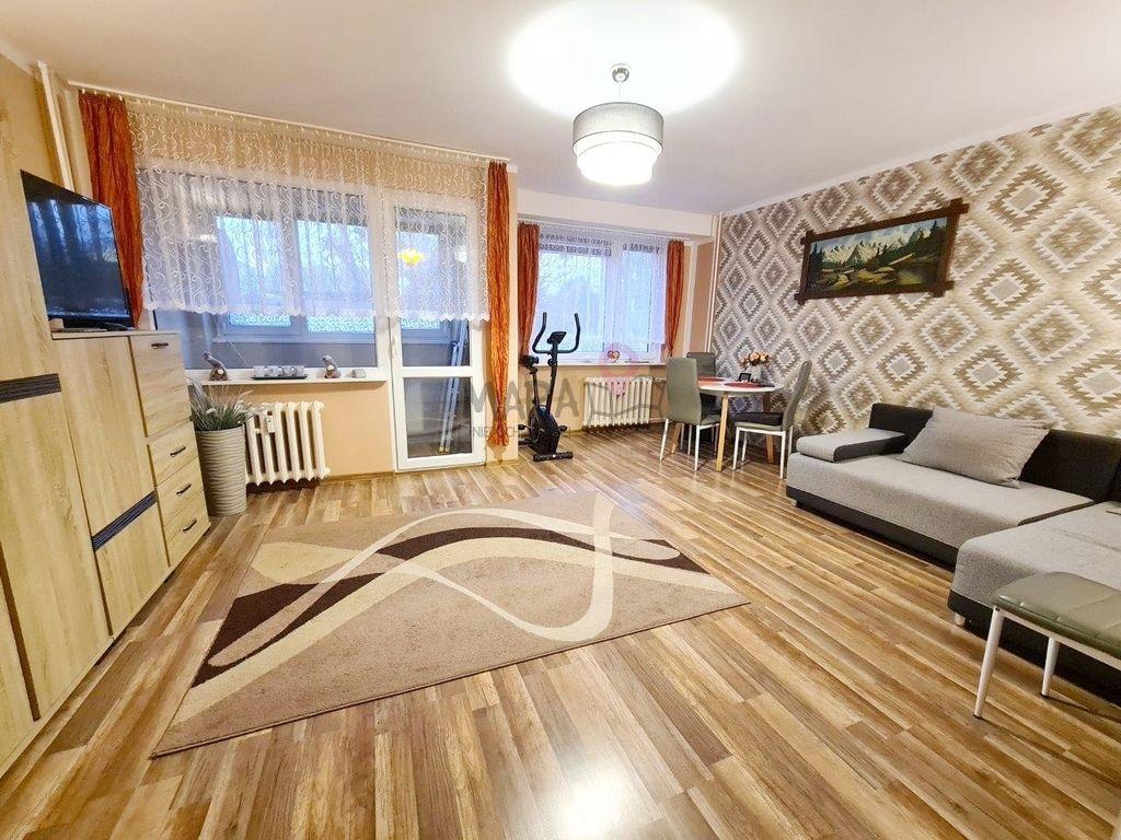 Mieszkanie 2-pokojowe Szczecin Dąbie, ul. Ustki
