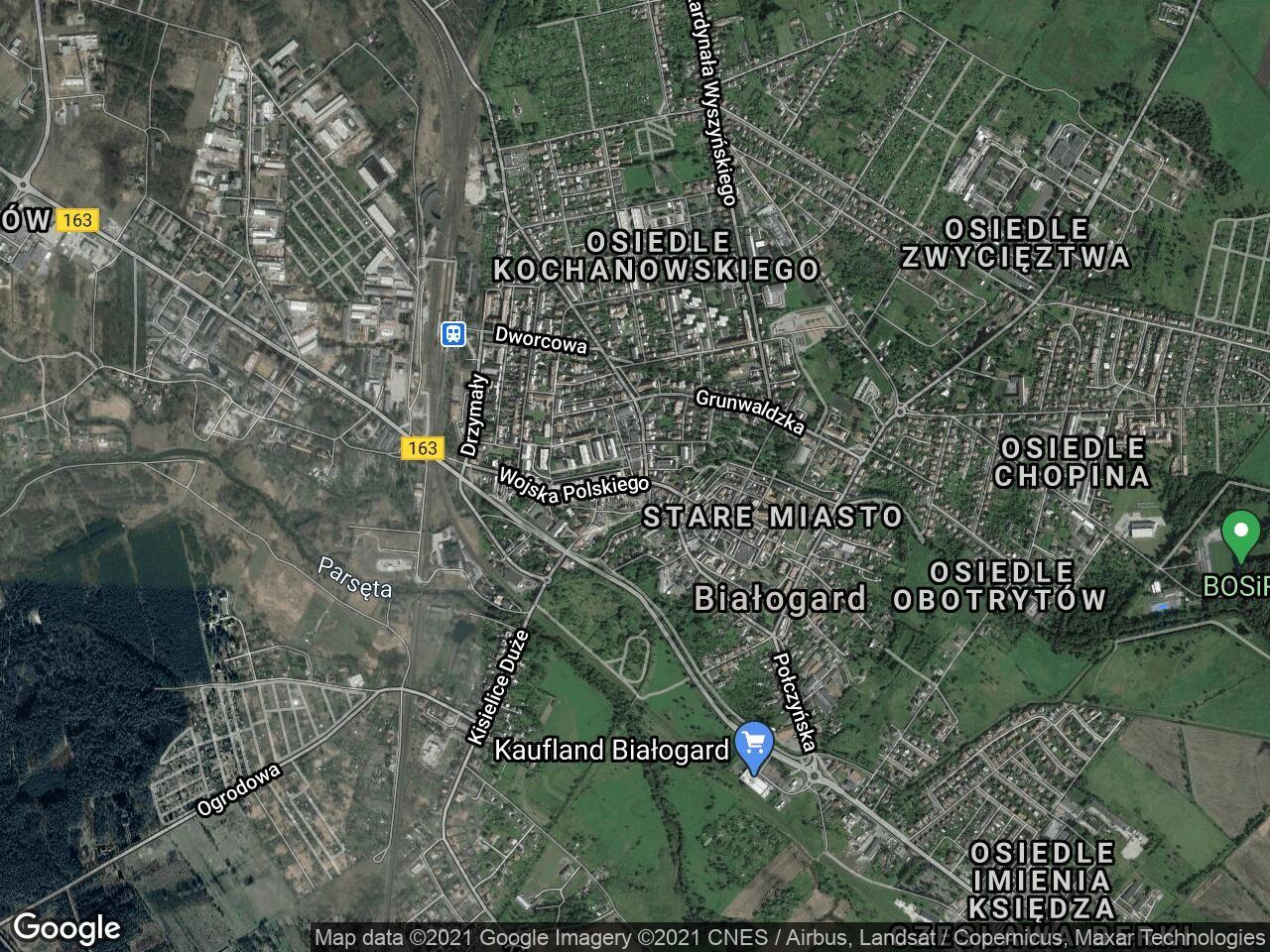 Lokal Białogard, ul. Wojska Polskiego
