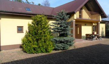 dom wolnostojący, 8 pokoi Łęki Szlacheckie