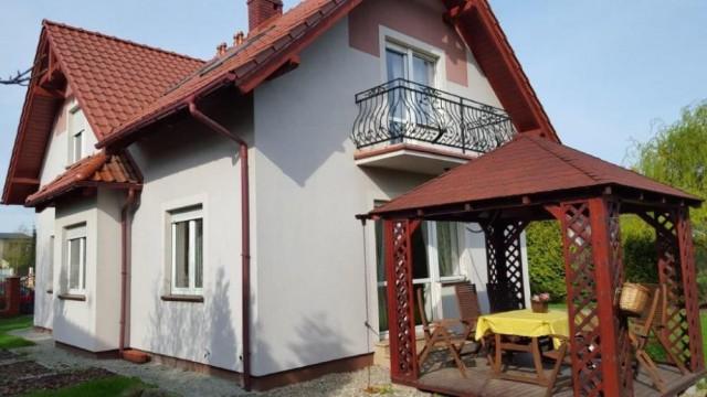 dom wolnostojący, 6 pokoi Skórzewo
