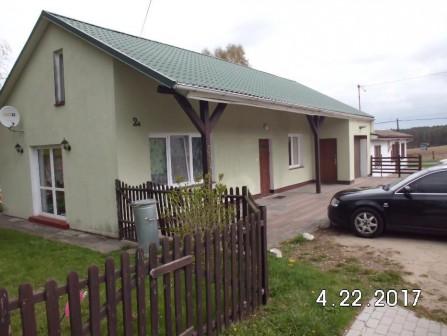 dom wolnostojący, 3 pokoje Gromadno