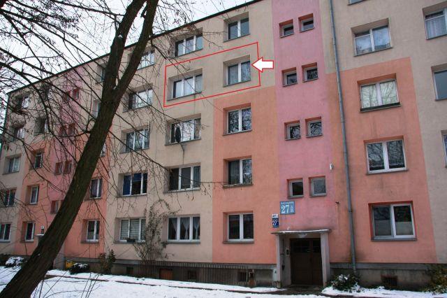 Mieszkanie 2-pokojowe Szczecin Pomorzany, ul. Budziszyńska