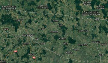 Działka leśna Sępopol