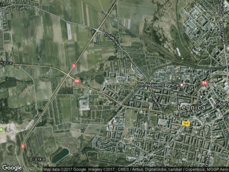 Mieszkanie 3-pokojowe Legnica Zosinek, ul. Stanisławowska 23