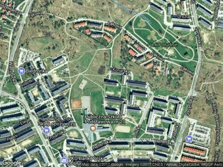 Mieszkanie 3-pokojowe Radom, ul. Konarska 5