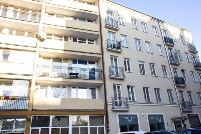 Mieszkanie 3-pokojowe Warszawa Śródmieście, ul. Solec
