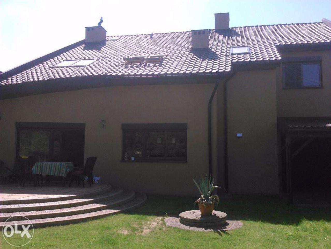 dom wolnostojący Łódź Rokicie