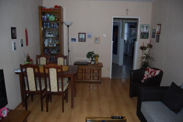 Mieszkanie 3-pokojowe Brzeg