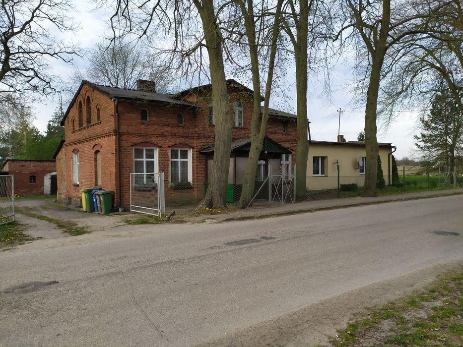 dom wolnostojący Wieldządz