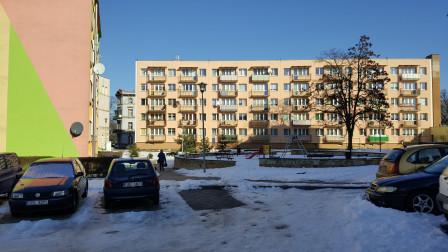 Mieszkanie 2-pokojowe Bolesławiec Centrum, ul. Ogrodowa 8
