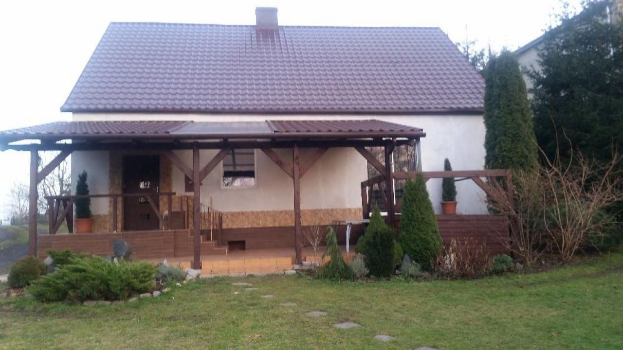 dom wolnostojący, 3 pokoje Samborsko