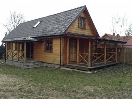 dom letniskowy, 3 pokoje Białowieża
