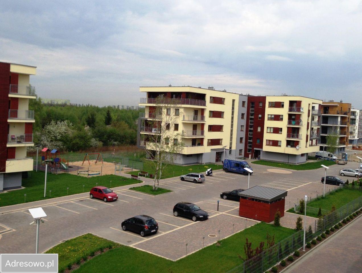 Mieszkanie 2-pokojowe Łódź Polesie, ul. Pienista