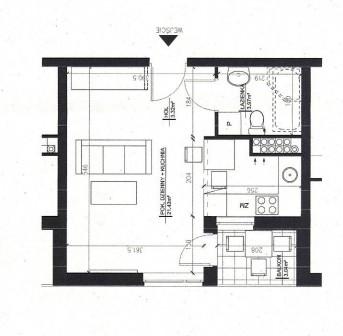 Mieszkanie 1-pokojowe Łódź Górna, ul. Walerego Wróblewskiego