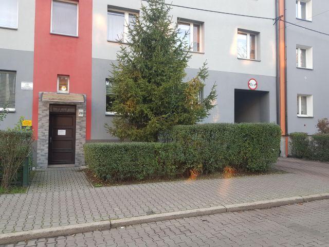 Mieszkanie 2-pokojowe Bytom Śródmieście, ul. Fryderyka Chopina