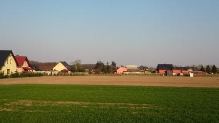 Działka budowlana Wawelno, ul. Jesienna
