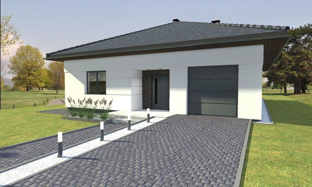dom wolnostojący Łódź Wiskitno, ul. Dzikich Pól