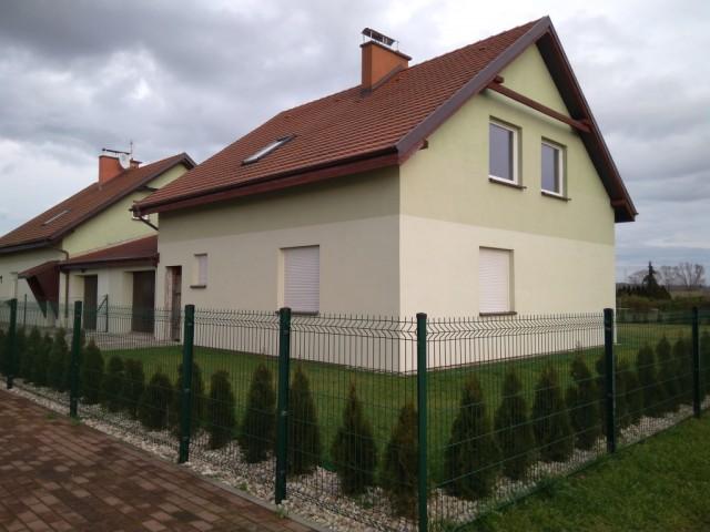 dom wolnostojący, 4 pokoje Siechnice, ul. Marii Konopnickiej 10