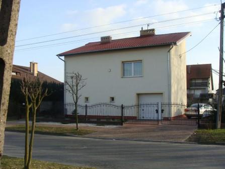 dom wolnostojący, 8 pokoi Sulechów, ul. Cezarego Baryki 8