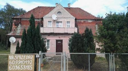 dom wolnostojący Lubień