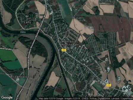 bliźniak, 4 pokoje Kamieniec Wrocławski, ul. Polna 49