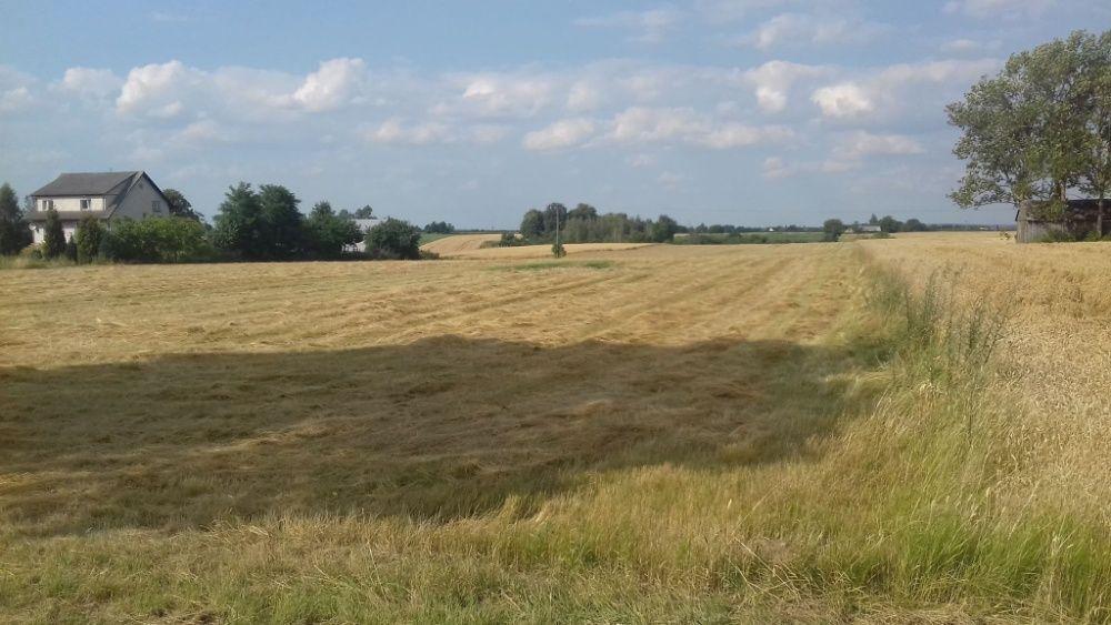 Działka rolna Zakręcie