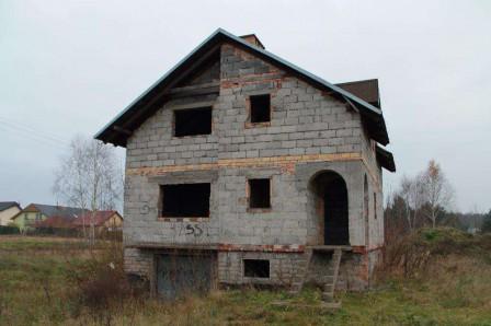 dom wolnostojący, 5 pokoi Szprotawa