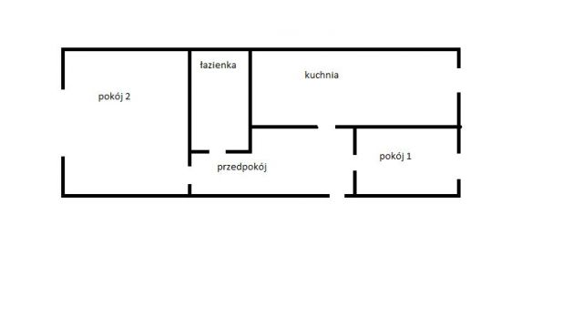 Mieszkanie 2-pokojowe Kraków Podgórze
