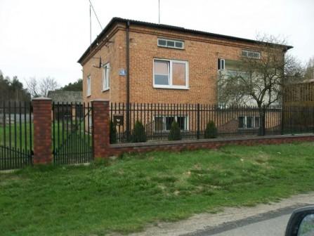 dom wolnostojący Janów Lubelski