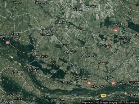 Mieszkanie 3-pokojowe Mała Wieś, ul. Warszawska