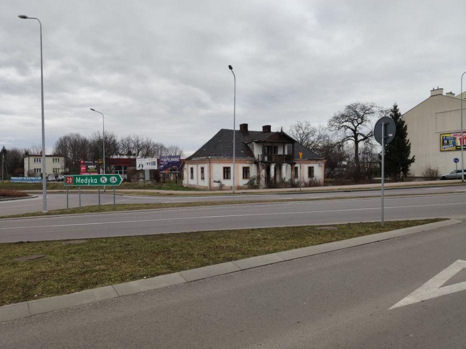Działka budowlana Przemyśl Centrum