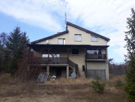 dom wolnostojący, 6 pokoi Kolincz