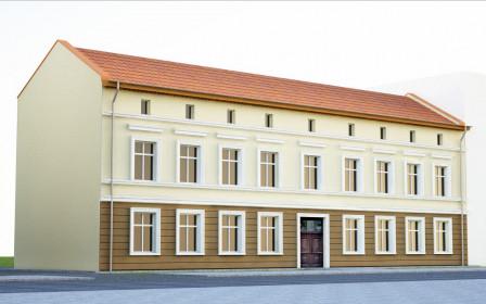 hotel/pensjonat, 20 pokoi Toruń Bydgoskie Przedmieście, ul. Zygmunta Krasińskiego 118