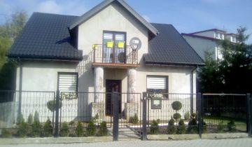 dom wolnostojący, 5 pokoi Sieradz Chabie, ul. Wierzbowa