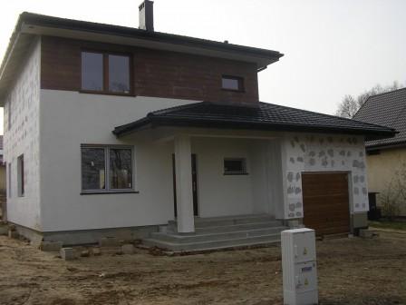 dom wolnostojący, 5 pokoi Płock Ciechomice, ul. Ciechomicka