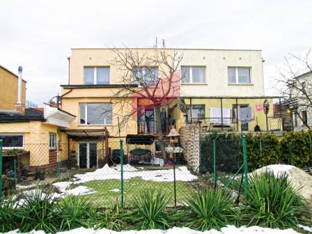 bliźniak, 7 pokoi Wrocław Maślice, ul. Porębska