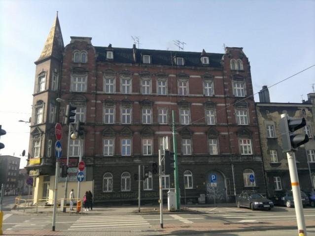 kamienica Katowice Śródmieście
