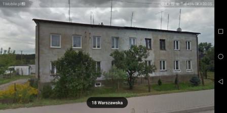 Mieszkanie 2-pokojowe Gorzkowice, ul. Warszawska 18