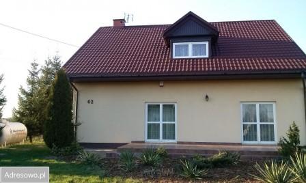 dom wolnostojący, 5 pokoi Wola Prażmowska, ul. Główna 62
